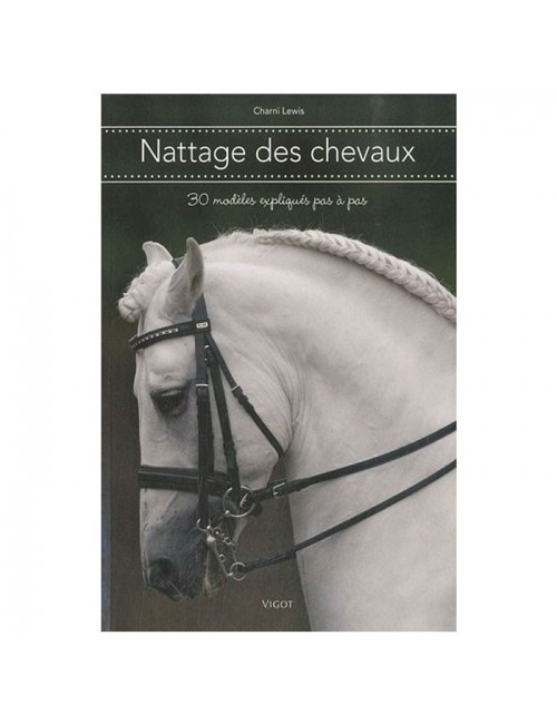 Livre équitation Nattage