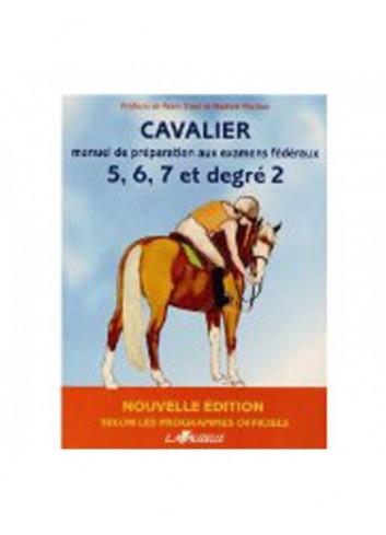 Livre équitation Cavalier 5 a 7