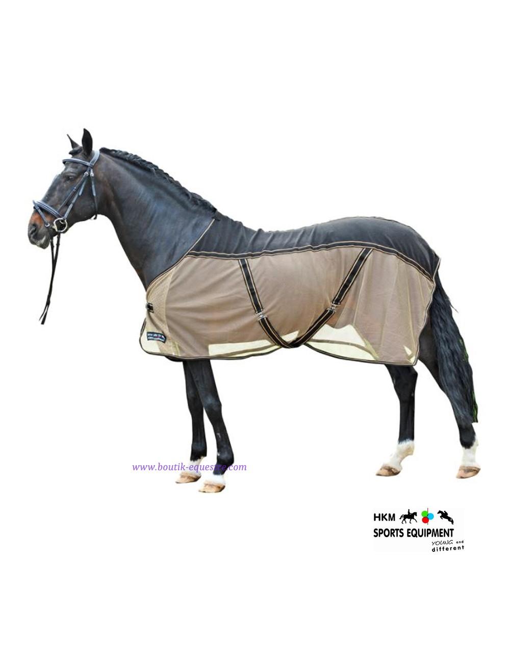 chemise cheval anti mouche